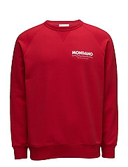 Hester sweatshirt - RED