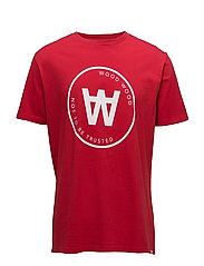 AA Seal T-shirt - RED