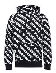 Fred hoodie - BLACK NOSOME