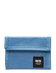 Marley velcro wallet - BLUE