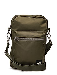 Rena shoulderbag - DARK GREEN