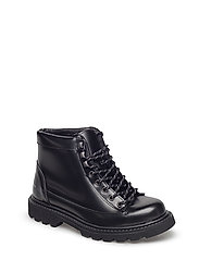Connor boot - BLACK