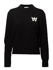 Anneli sweater - BLACK