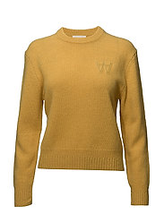 Anneli sweater - MUSTARD