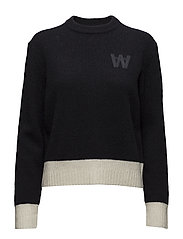 Anneli sweater - NAVY