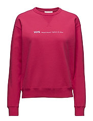 Flora sweatshirt - PINK