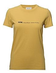 Eden T-shirt - MUSTARD