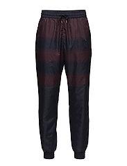 Elliot trousers - NAVY STRIPE
