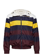 Emmett jacket - NAVY STRIPE