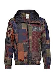 Emmett jacket - QUILT TEXTURE