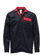 Dominic shirt - NAVY