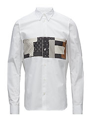 Dessy shirt - BRIGHT WHITE