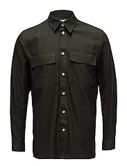 Andrew shirt - DARK GREEN