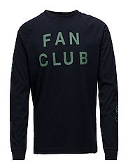 Han long sleeve - NAVY