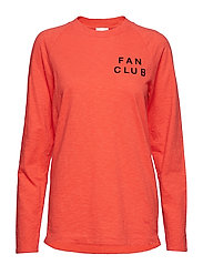 Han long sleeve - CORAL