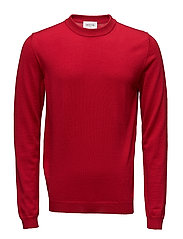 Leon long sleeve - RED