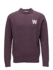 Kevin sweater - PURPLE