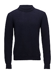 Avery turtleneck - NAVY