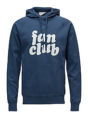 Fred hoodie - BLUE