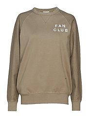 Hester sweatshirt - STONE