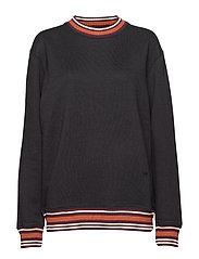 Nathan sweatshirt - BLACK