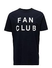 Fan Club T-shirt - NAVY