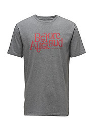 Before & After T-shirt - GREY MELANGE