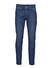 Wes jeans - MID BLUE