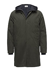 Donovan jacket - DARK GREEN