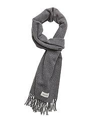 Karlo scarf - GREY MELANGE