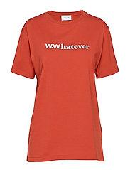 Sami T-shirt - RUST