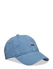 Low profile cap - DUSTY BLUE