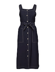 Charlotte dress - NAVY