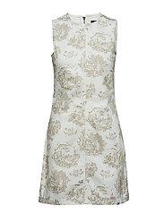 Amy dress - OFF-WHITE