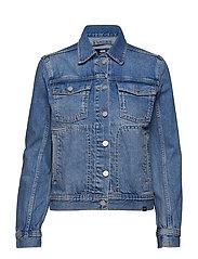 June jacket - CLASSIC BLUE VINTAGE