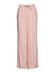 Darla trousers - LIGHT ROSE STRIPE