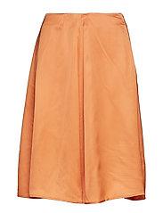 Rosemary skirt - DUSTY ORANGE