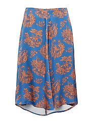Rosemary skirt - TOURIST BLUE
