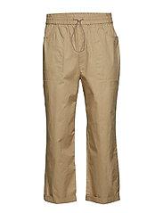 Buzz trousers - LIGHT KHAKI