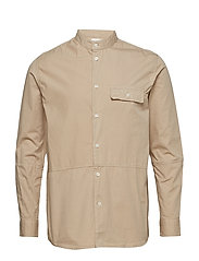 Alvaro shirt - LIGHT KHAKI