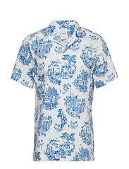 Brandon shirt - TOURIST OFF-WHITE