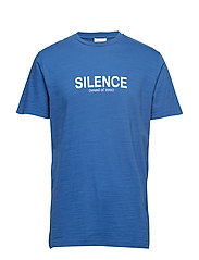 Perry T-shirt - BLUE