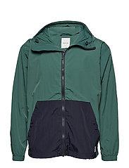 Niccolo jacket - PETROL