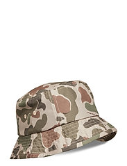Bucket hat - TAUPE AOP