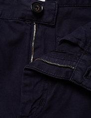 Wood Wood - Eigil trousers - bojówki - navy - 3