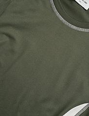 Wood Wood - Sue dress - korte kjoler - dark green - 2
