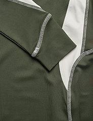 Wood Wood - Sue dress - korte kjoler - dark green - 3