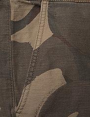Wood Wood - Irene boilersuit - buksedragter - brush camo aop - 3