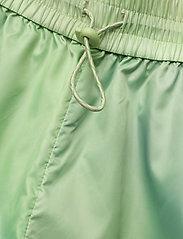 Wood Wood - Joice track trousers - sweatpants - green aop - 2