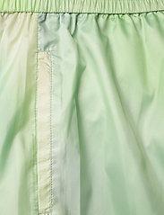 Wood Wood - Joice track trousers - sweatpants - green aop - 3